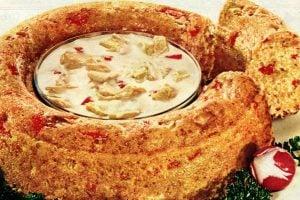 Vintage Tuna ring recipe