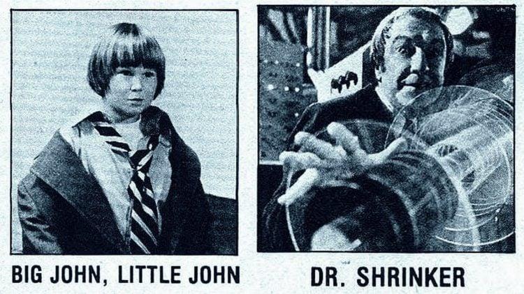 Vintage Tv shows - Big John Dr Shrinker