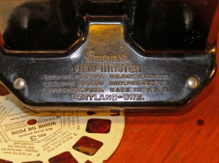 Vintage ViewMaster Model C
