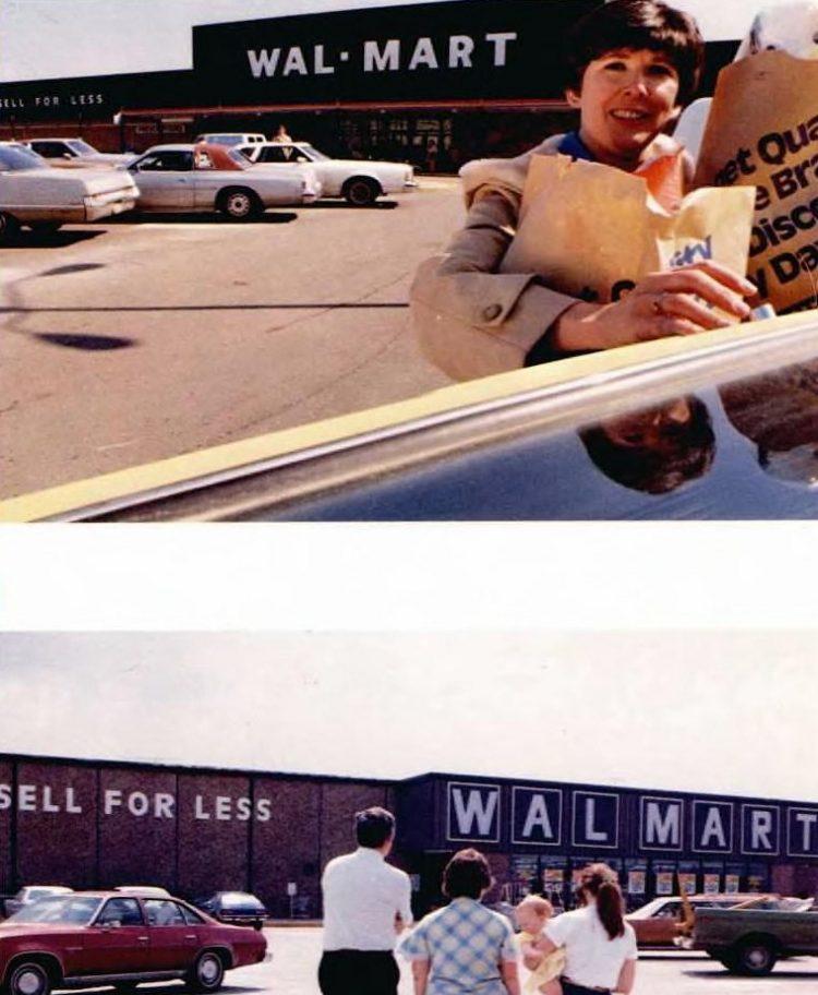 Vintage Wal-Mart 1981 (2)