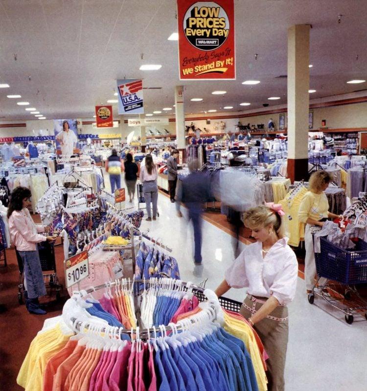 Vintage Wal-Mart stores in 1980 (3)