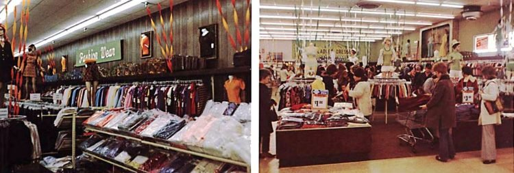 Vintage Walmart store scenes from the early 1970s (1)