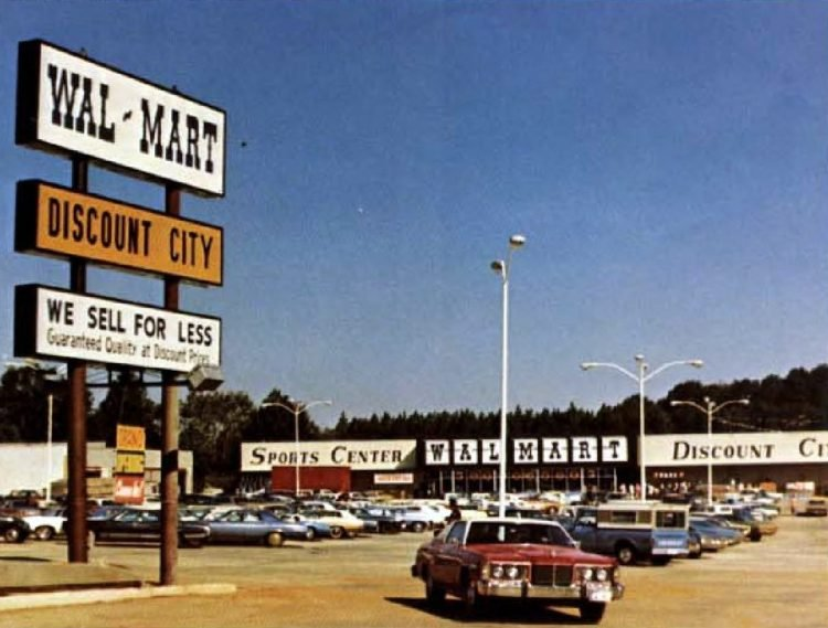 Vintage Walmart stores from the late 70s (1)