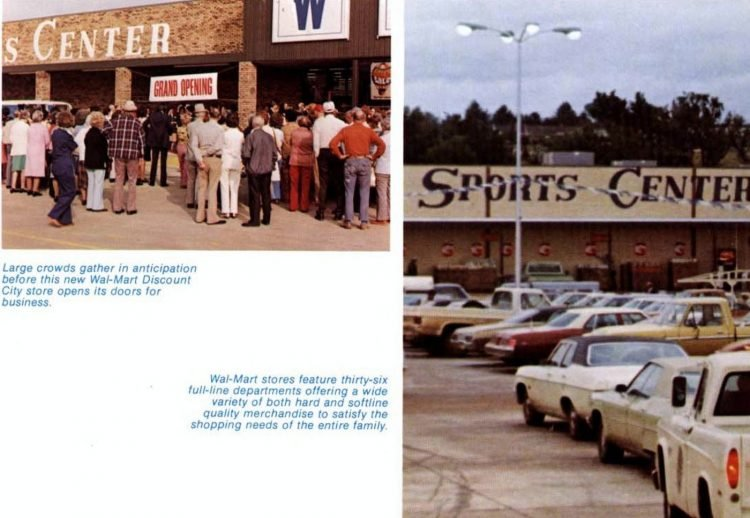 Vintage Walmart stores from the late 70s (2)