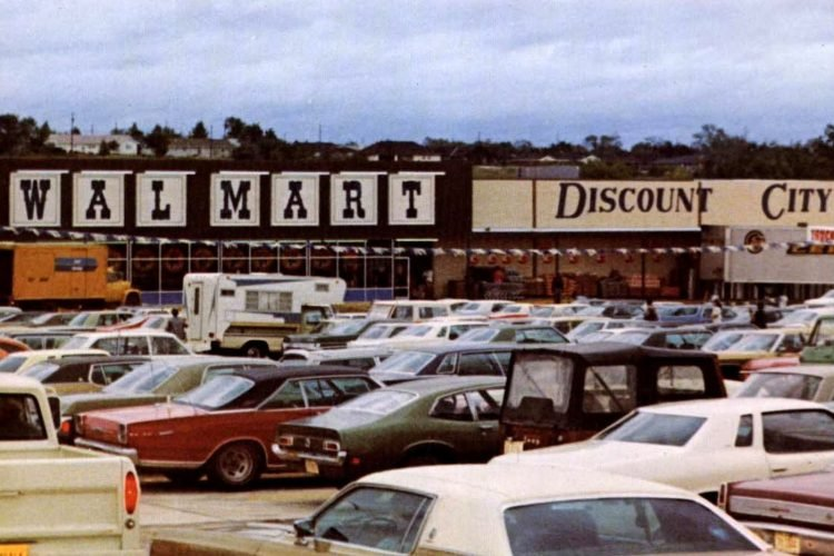 Vintage Walmart stores from the late 70s (3)