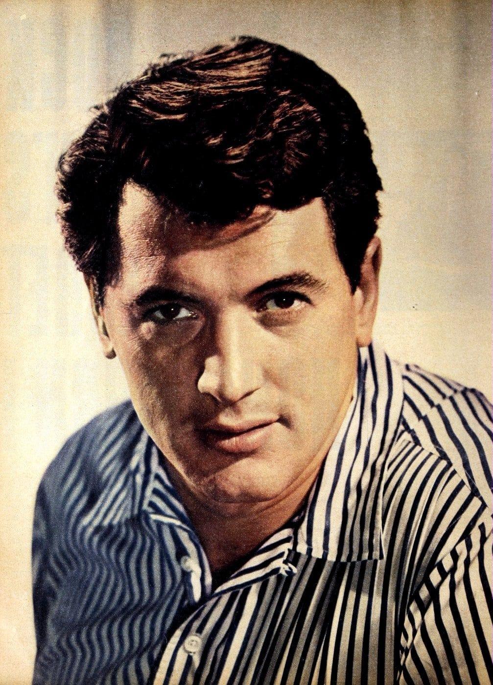 Vintage actor Rock Hudson - 1950s 1960s (2)