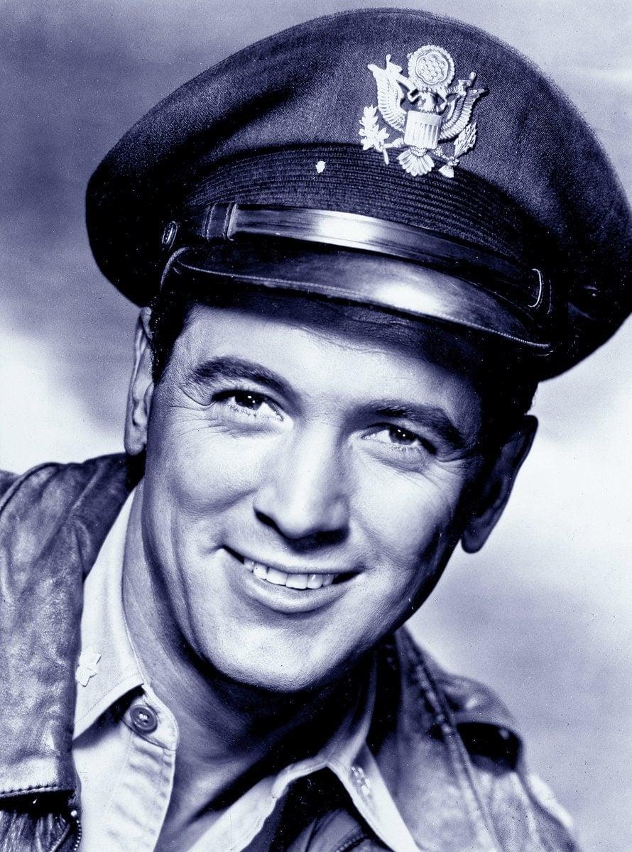 Vintage actor Rock Hudson