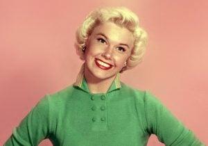 Vintage actress Doris Day 1959