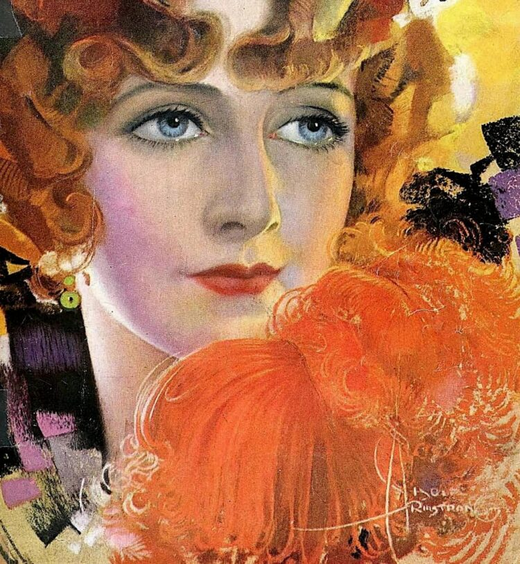 Vintage beauty and makeup for women - from the 1920s