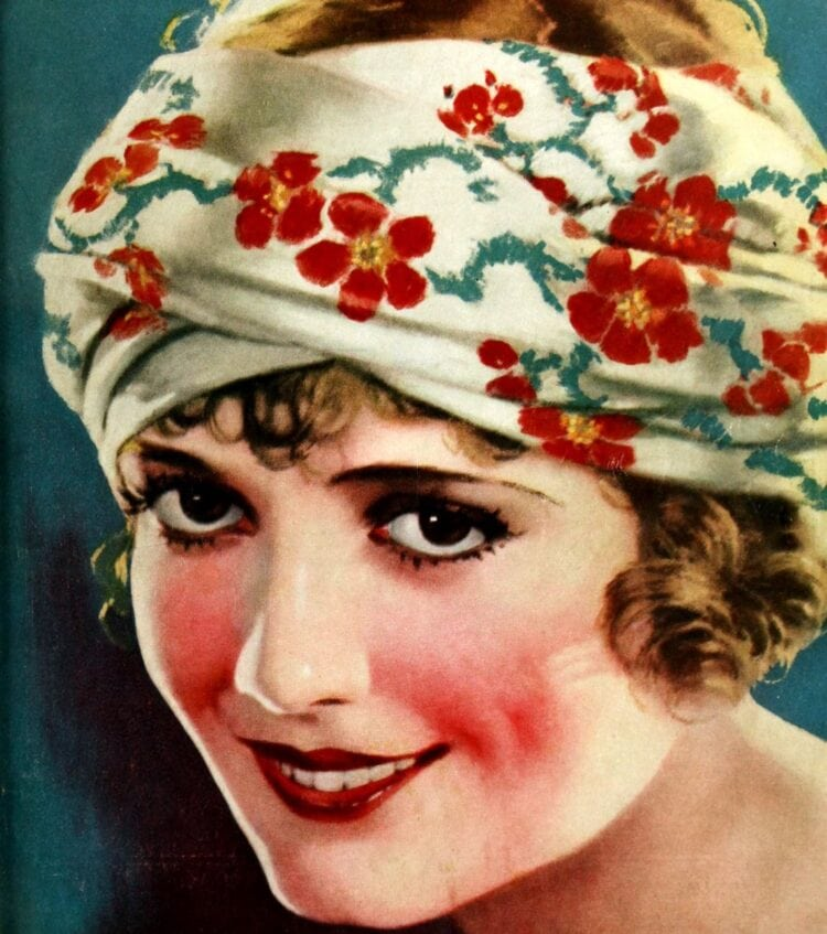 Vintage beauty and makeup from the 1920s (2)