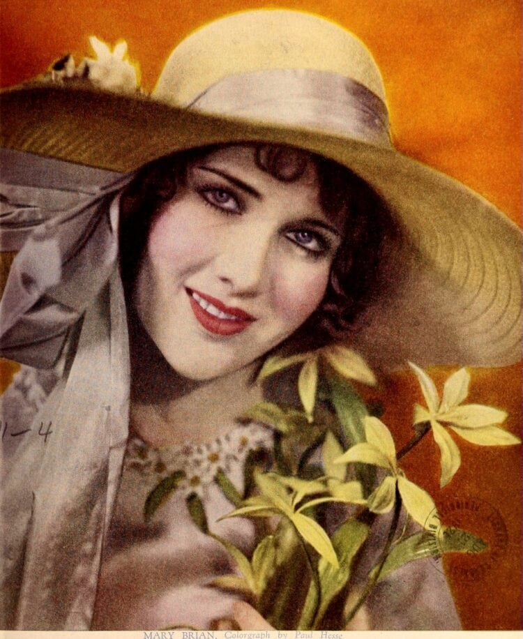 Vintage beauty and makeup from the 1920s (4)