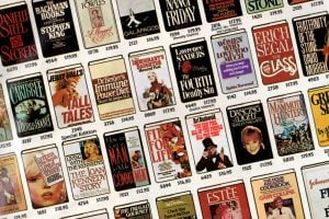 Vintage book clubs delivered romance, fiction, fantasy
