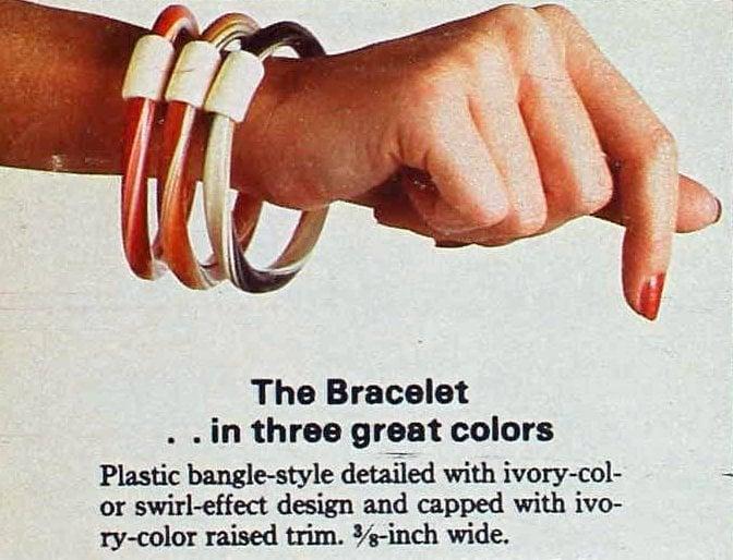 Vintage bracelets from the 70s (3)
