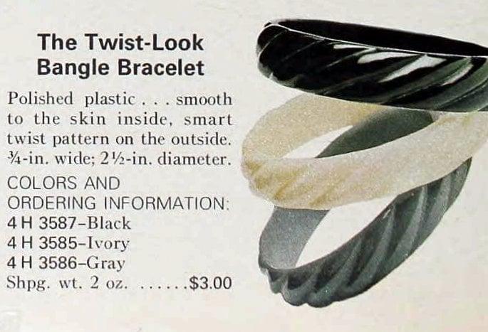 Vintage bracelets from the 70s (4)