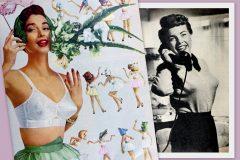 Vintage bras - Retro fashions