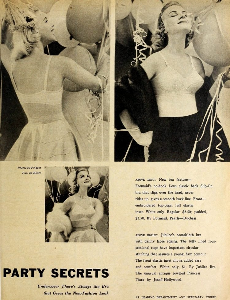 Vintage bras from the 50s (2)