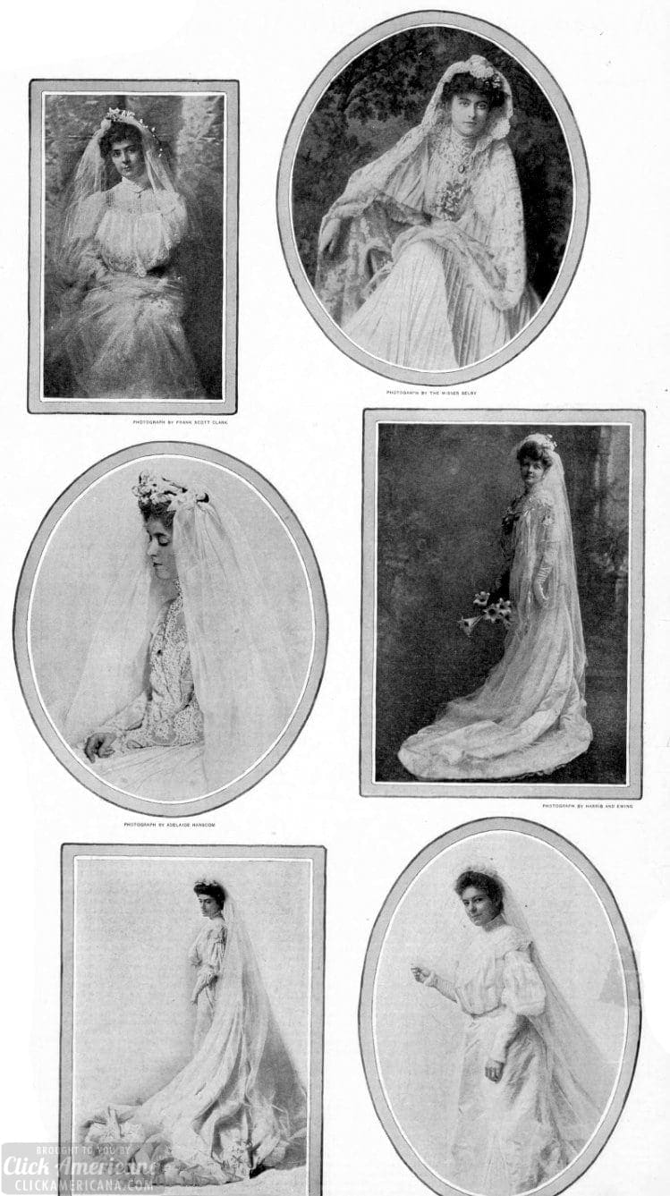 Vintage brides - weddings from c1905 (1)