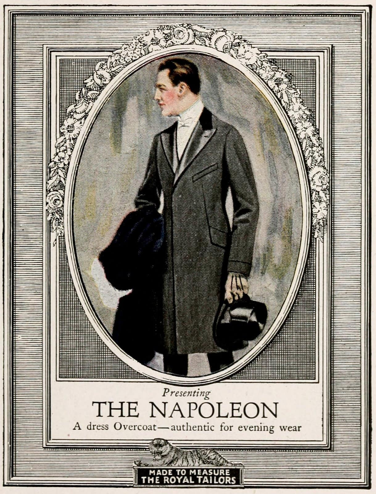 Vintage classic menswear from 1916 (3)