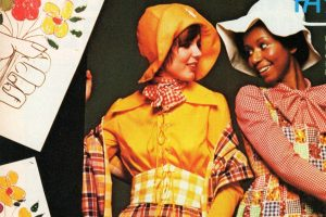 Vintage clothes for juniors to sew Styles from 1972 (2)
