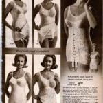 Vintage corselets - body shapers from the '60s