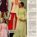 Peplum styled 2-piece suit, schiffli-embroidered bib on pants set, ankle-length dress plus ruffled and smocked dress