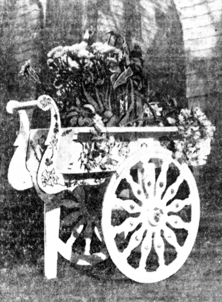 Vintage flower carts from the 50s 60s 70s (5)