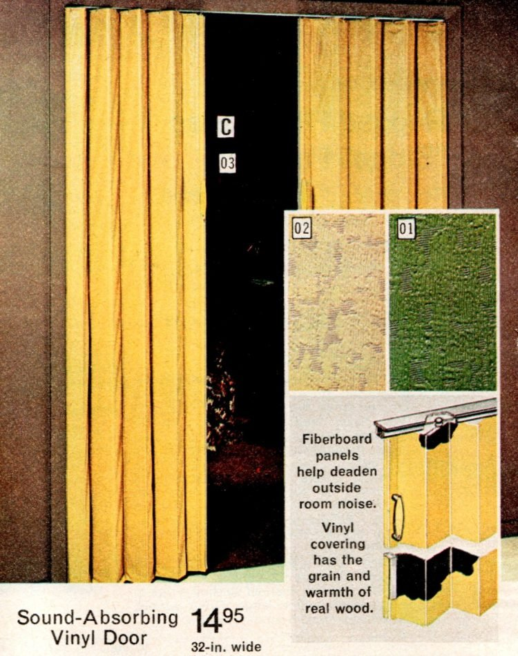 Vintage folding doors from the 70s (5)