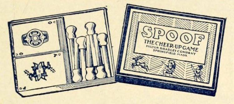 Vintage game - Spoof