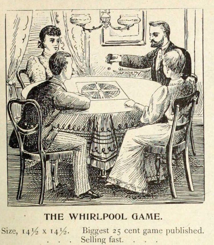 Vintage game - Whirlpool