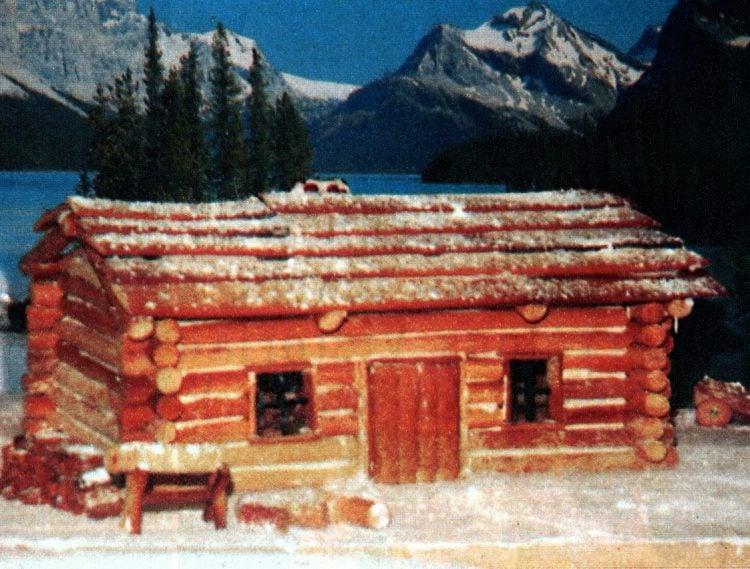Vintage gingerbread houses (15)