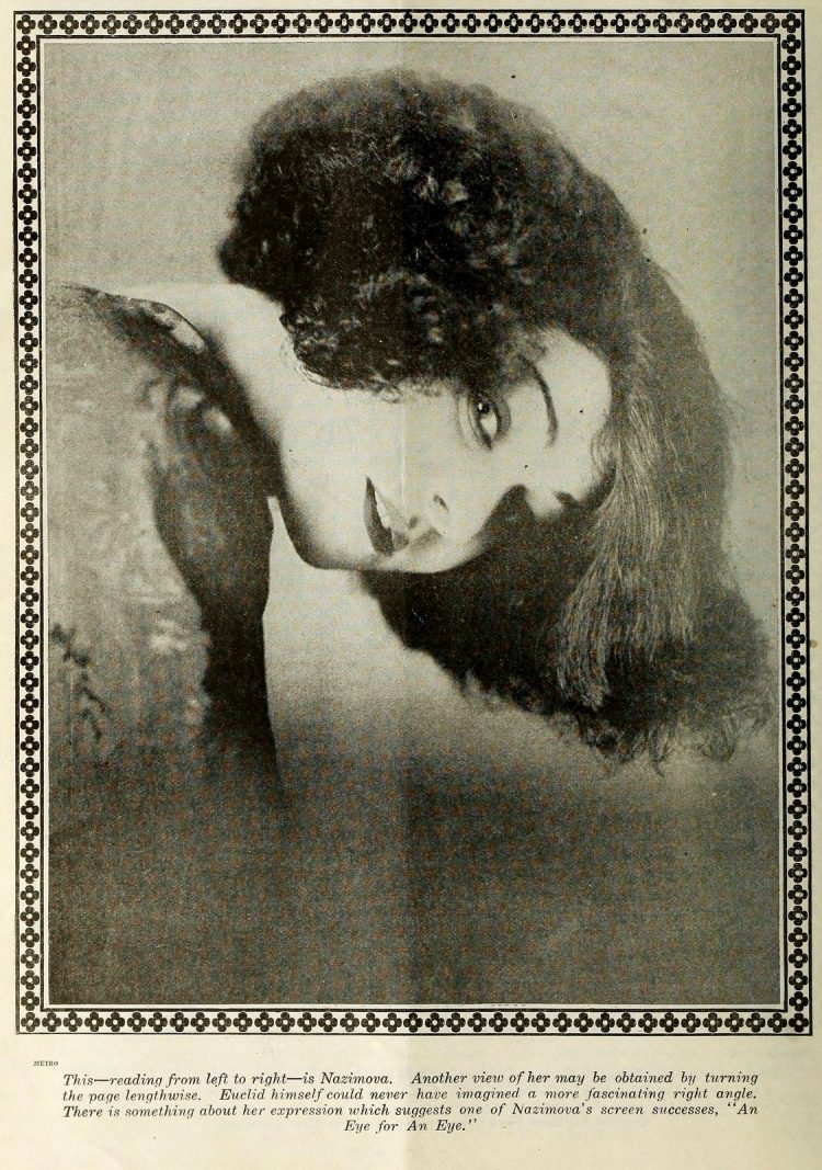 Vintage hairstyle from 1919 (2)