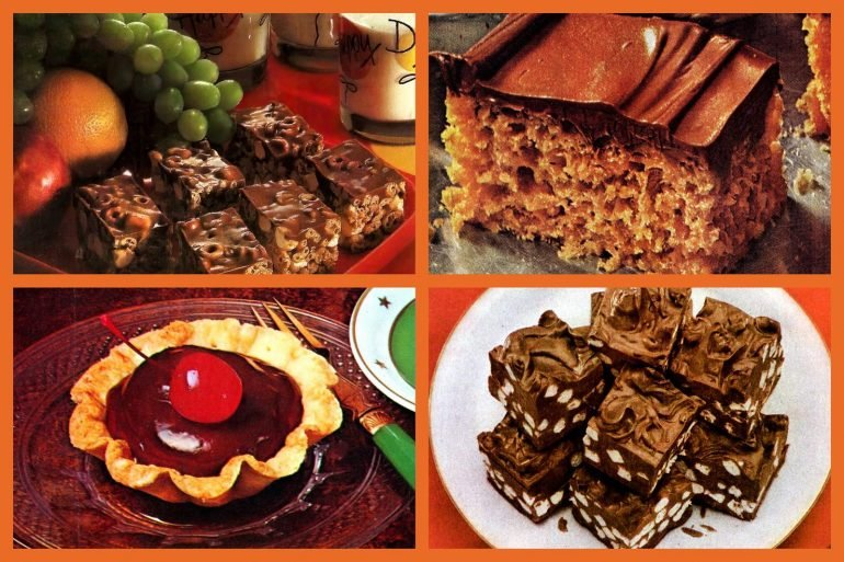 Vintage homemade candy bar recipes for an indulgent Halloween