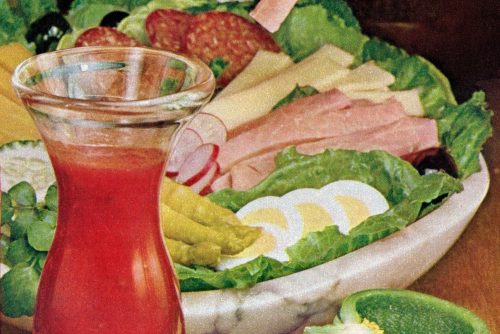 Vintage imperial salad dressing recipe