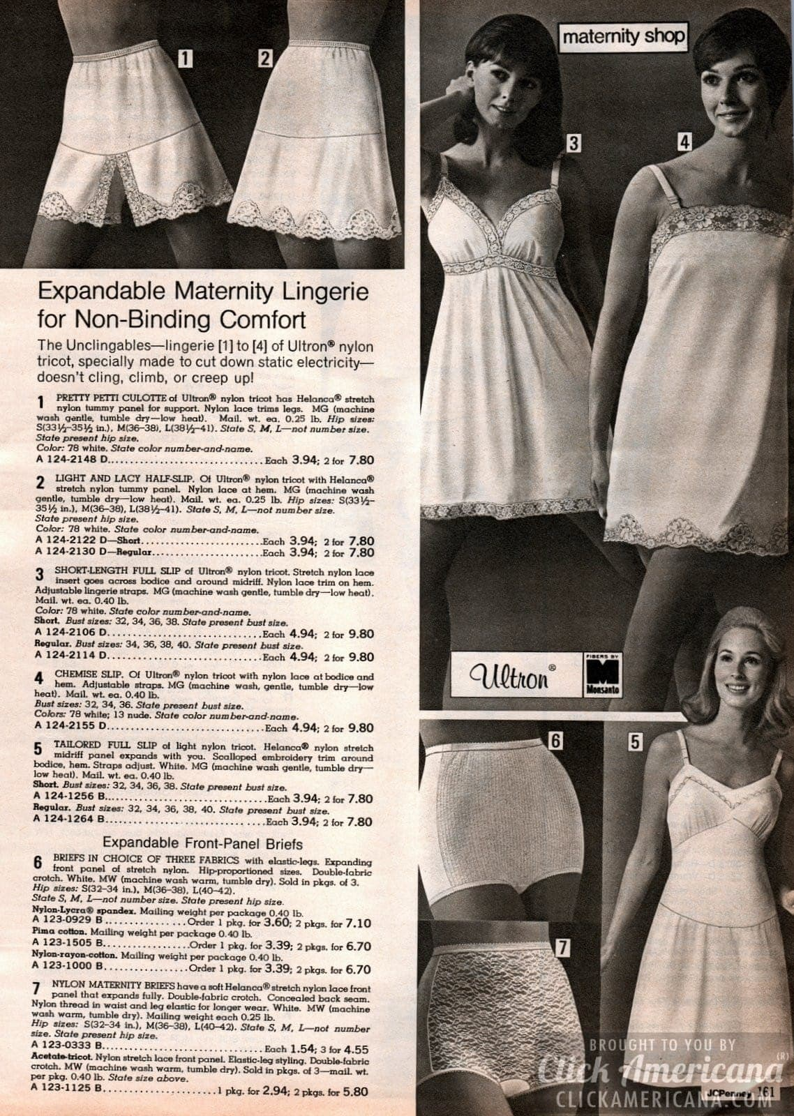Vintage lingerie from the 70s (2)