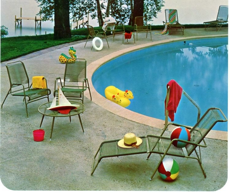 Vintage outdoor furniture from the 1970s (8)