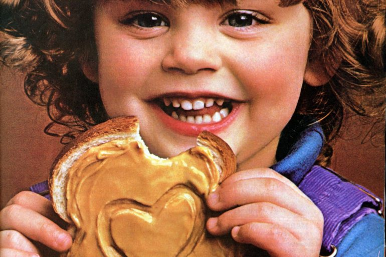 Vintage peanut butter brands
