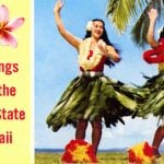 Vintage postcards of Hawaii from the 50s