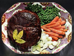 Vintage pot roast recipe