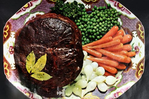 Vintage pot roast recipe