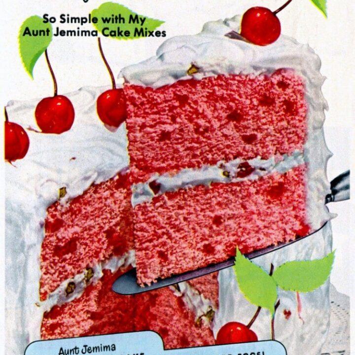 Cherry-nut cake (1971)