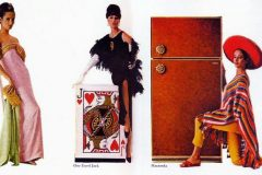 Vintage refrigerators - retro home from the '60s