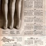 Vintage stockings - hosiery - nylons from 1968