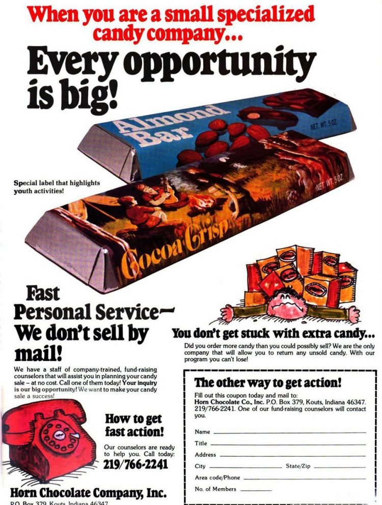 Vintage stuff kids could sell for fundraising from 1976 (4)