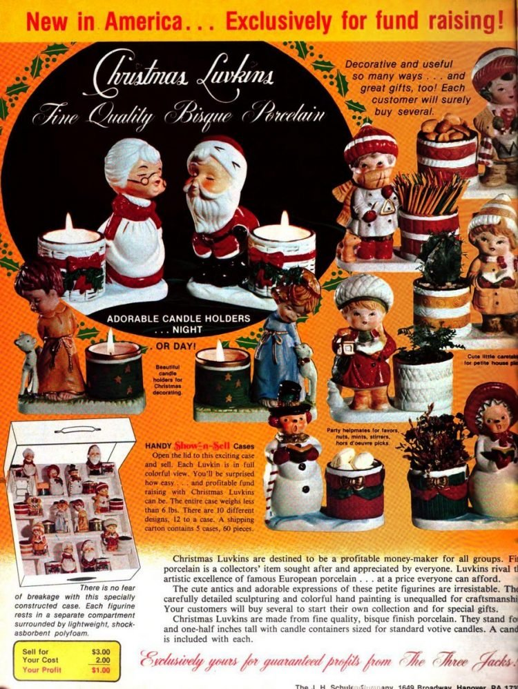 Vintage stuff kids could sell for fundraising from 1976 (5)