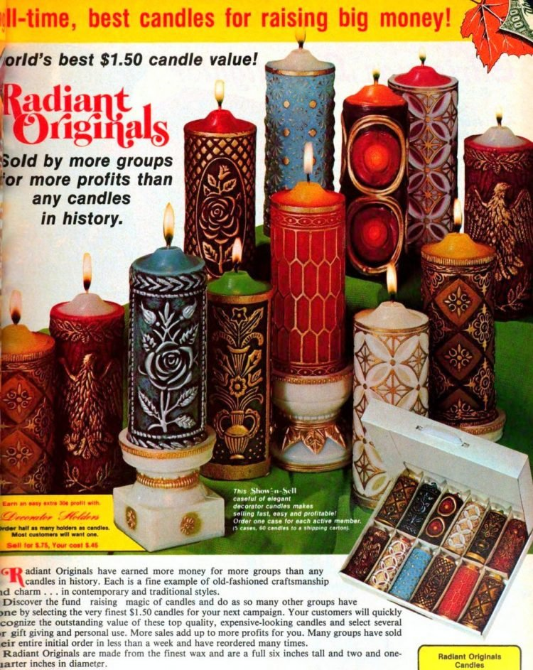Vintage stuff kids could sell for fundraising from 1976 (7)