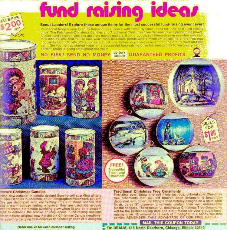 Vintage stuff kids could sell for fundraising from 1976 (9)
