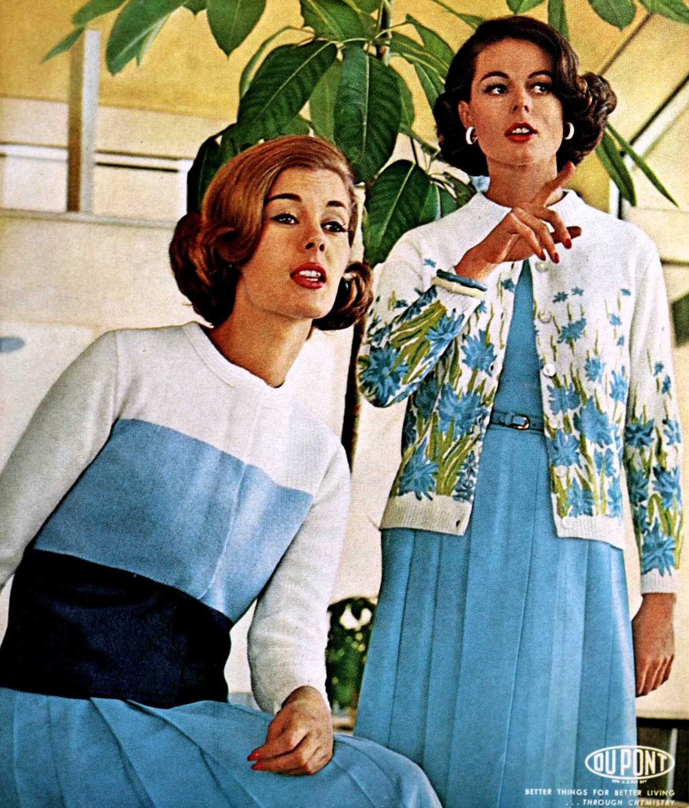 Vintage sweaters from 1962 (1)