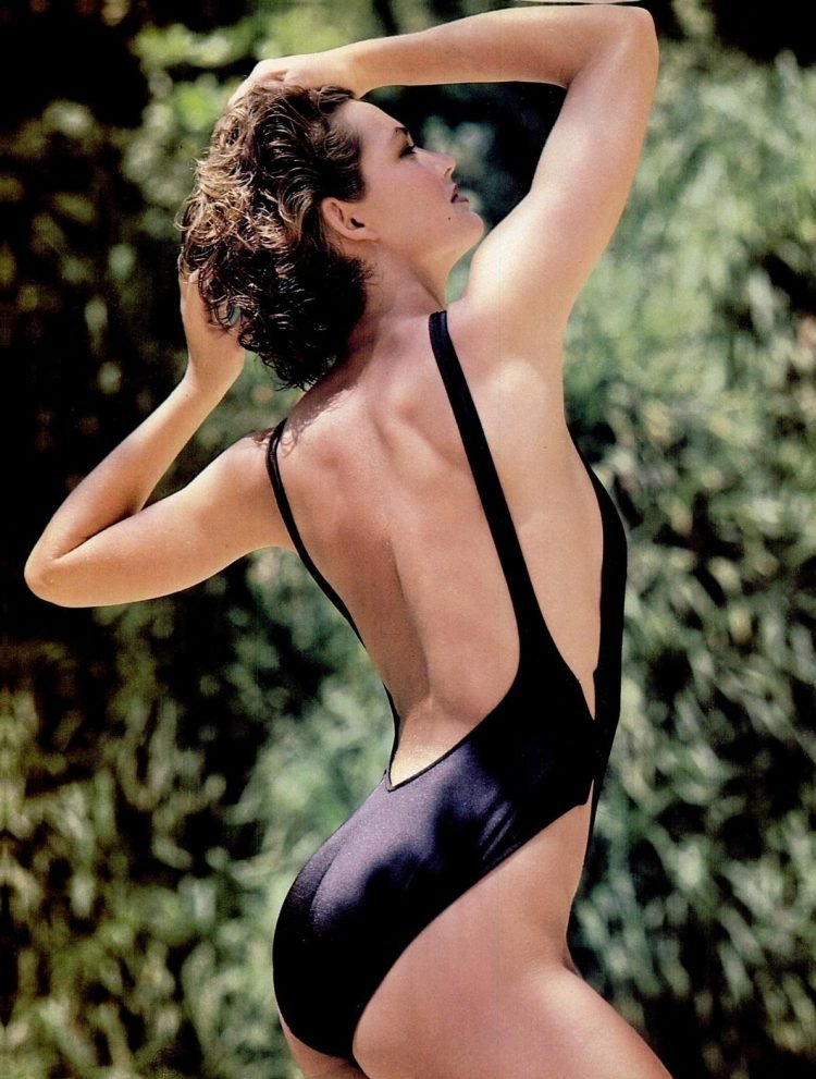 Vintage swimsuits from 1984 4