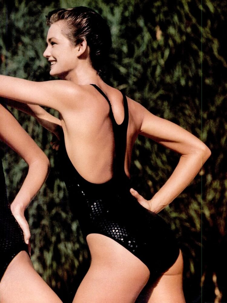 Vintage swimsuits from 1984 5
