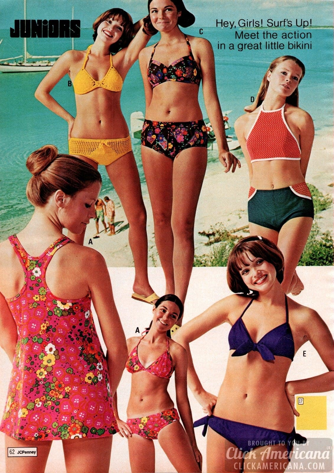 Vintage swimwear for women from 1973 (3)